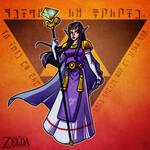 30 Days of Zelda - 28 by JoeHoganArt
