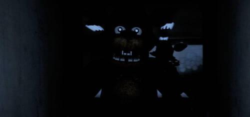 Hiding in the darkness by Probroart95