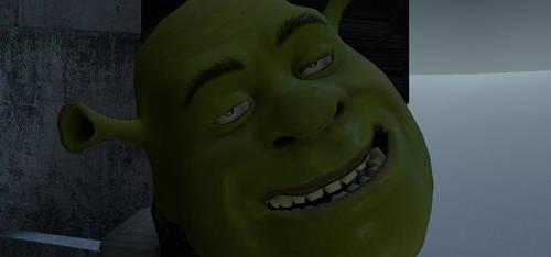 Doink Shrek by Probroart95