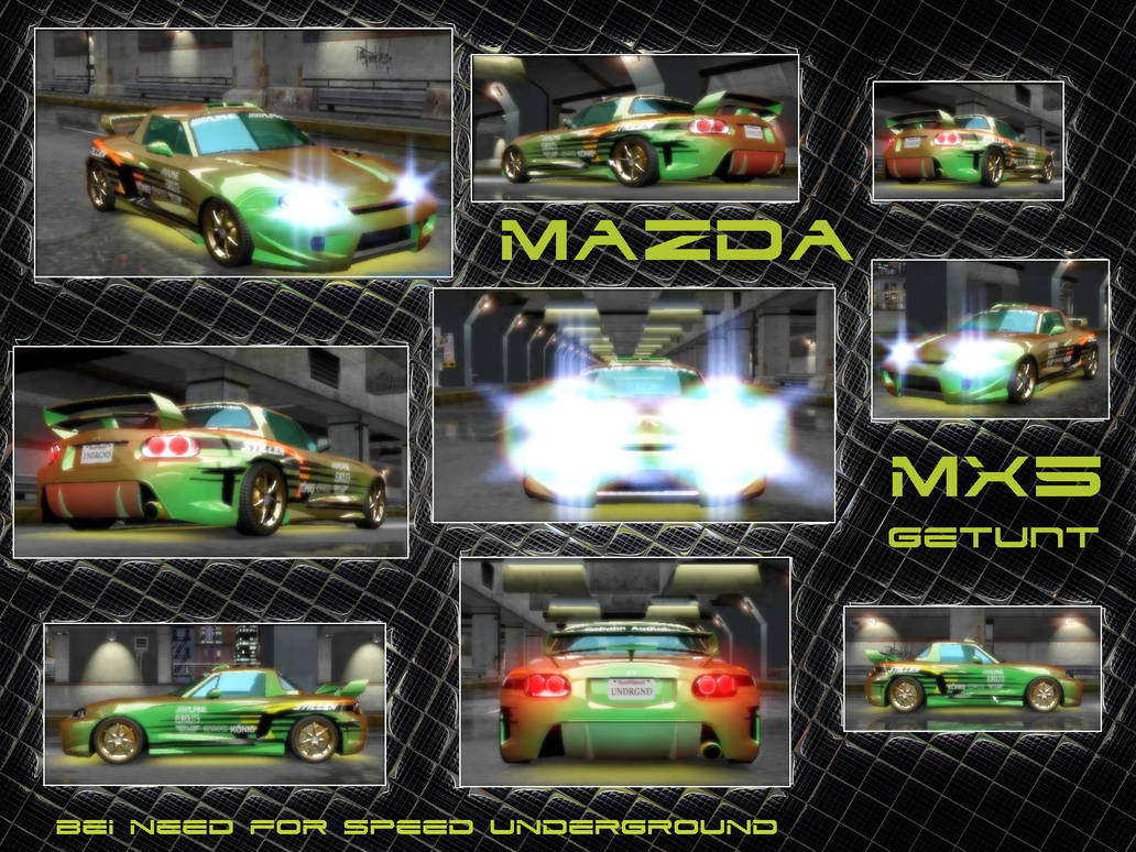 Madza MX5 tuned by Lord2007