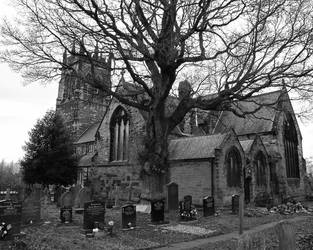 St Mary's Church, Lymm by NaturesTouch