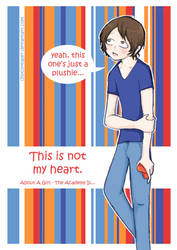 This Is Not My Heart by Chocoreaper