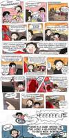 MCR comic: SPIDERTV by Chocoreaper