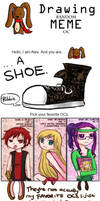 OC Random Meme by Chocoreaper
