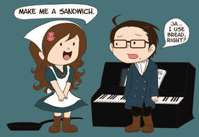 APH - Make Me A Sammich by Chocoreaper
