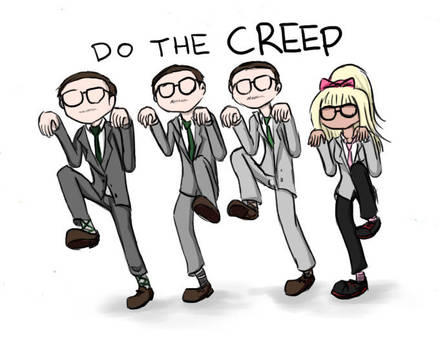 Do The Creep by Chocoreaper