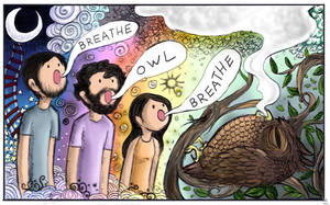 Breathe, Owl, Breathe. by Chocoreaper