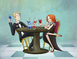 Avengers - Cold War Cocktails by Chocoreaper