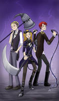 Arttrade Shadowgirl230 by Chocoreaper