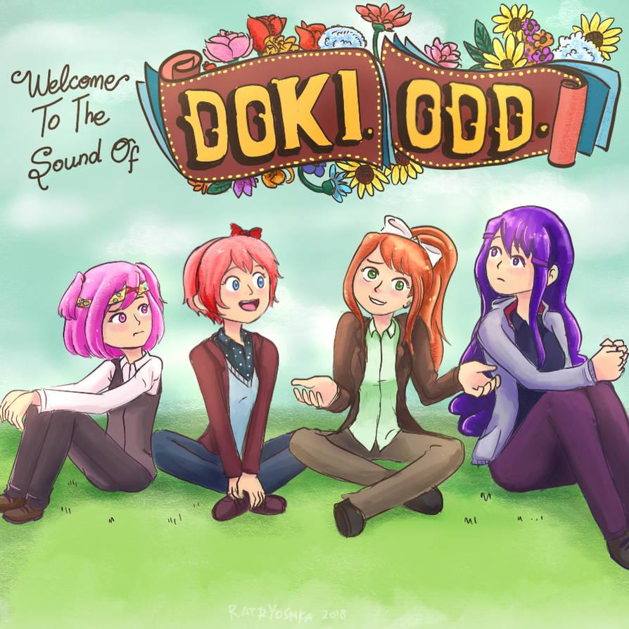 Doki Doki Pretty Odd by Chocoreaper