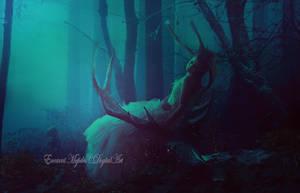 Sleeping Beauty by DiosaEMR
