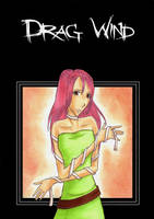Cover from Drag Wind by mia-asai