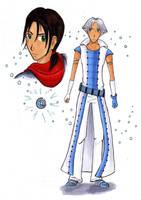 Lux - Character Sheet by mia-asai