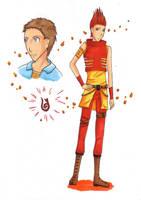 Ignis - Character Sheet by mia-asai