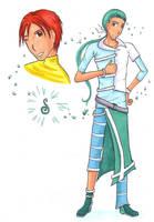 Aqua - Character Sheet by mia-asai