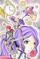 Steampunk Drag Wind - colorful - by mia-asai