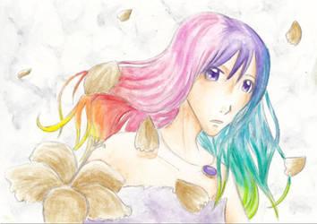 golden flower by mia-asai