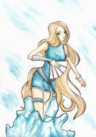 Ice Queen Aina by mia-asai