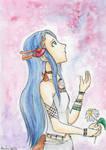 Yeul (Final Fantasy XIII-2) by mia-asai