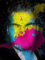 Face Splatter by rogaziano