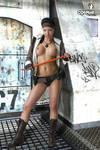 Alyx Vance by cosplayerotica