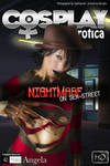 Freddy rule63 cover by cosplayerotica