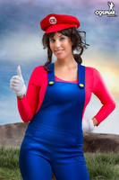 What if Mario was a chick?:) by cosplayerotica