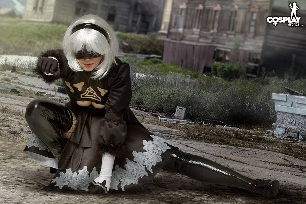 2B again by cosplayerotica