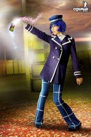 Naoto Shirogane best waifu ever by cosplayerotica