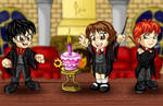 Harry Birthday by Kyan-Uto