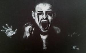 Raging Fear by AstronAUT95
