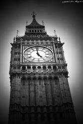 Big Ben by agnesvanharper