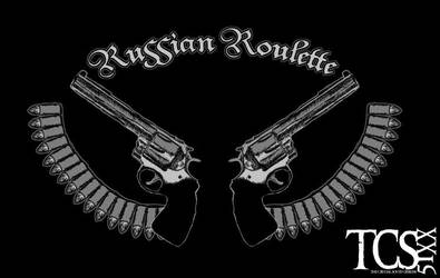 Russian Roulette by butters4life