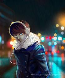 -City lights- by Sully-Evilyan