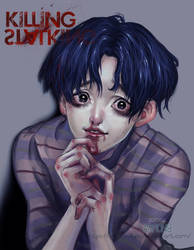 [KillingStalking] - If you don't need me... by Sully-Evilyan