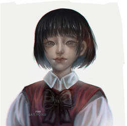 Random Girl by Sully-Evilyan