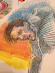 Cumberbatch into Darkness by starkanime