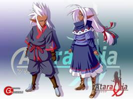 Ataraxia Online: Dark Elves by Goldsickle
