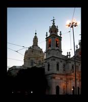 Cobweb and Basilica. by GeoffroyVincens