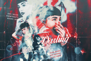 She's a Darling! by XaiRYA26