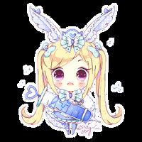 [Request no. 2] Bunnydere by BirdyBlu