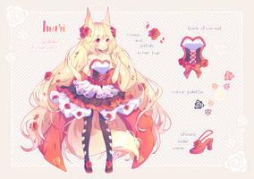 [CM] Inari by BirdyBlu