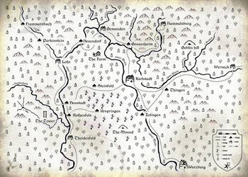 LoTFP Better Than Any Man country map for GM (col) by anmcarrow