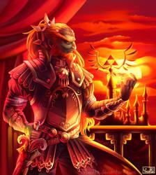 Seigneur du Malin by Yseulta