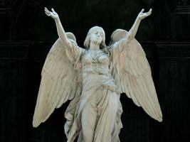 Tomb Sculpture by MisterKrababbel