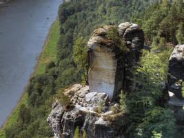 Mountain climbing by MisterKrababbel