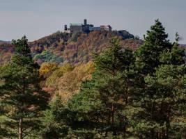 Wartburg castle 01 by MisterKrababbel
