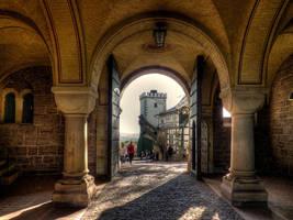 Wartburg castle 03 by MisterKrababbel