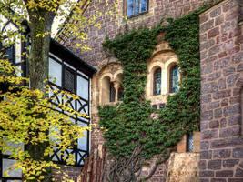 Wartburg castle 05 by MisterKrababbel