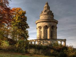 Fraternity Monument by MisterKrababbel